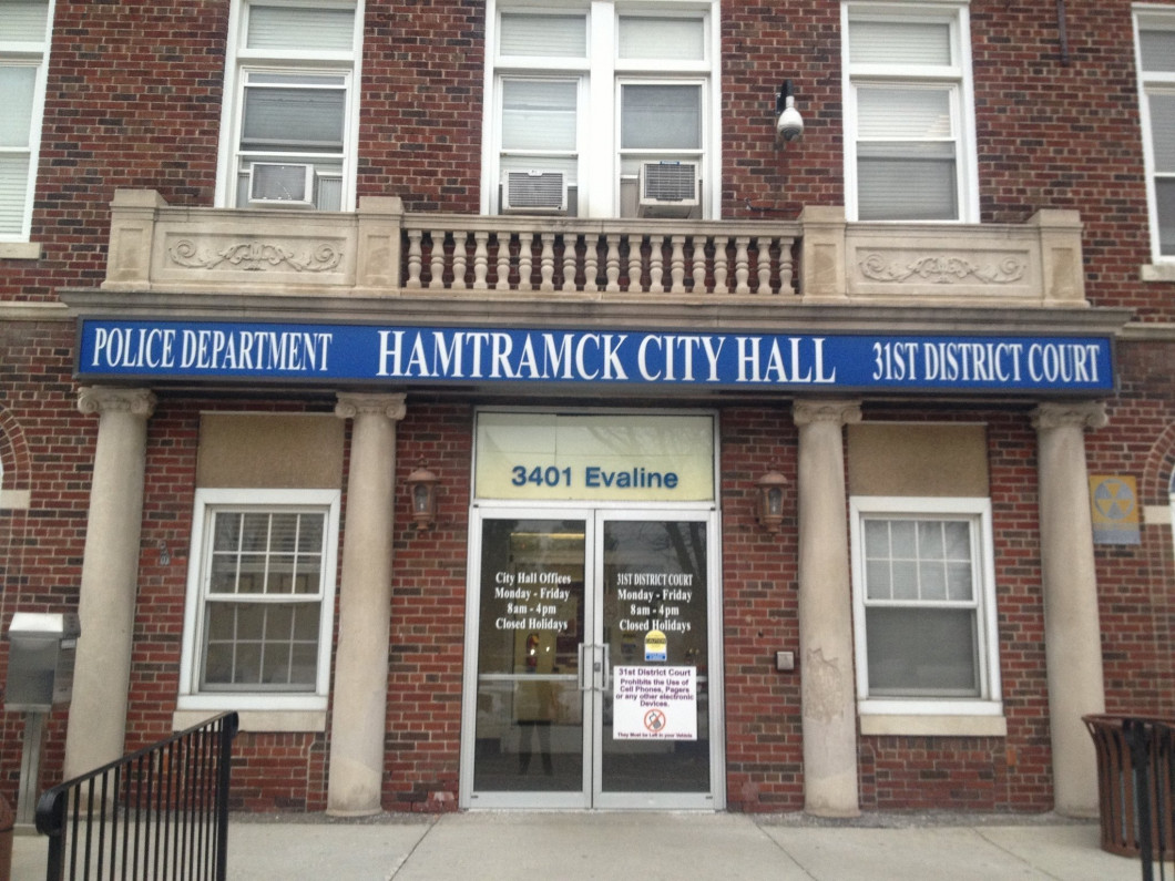 Hamtramck-- 31st District Court
