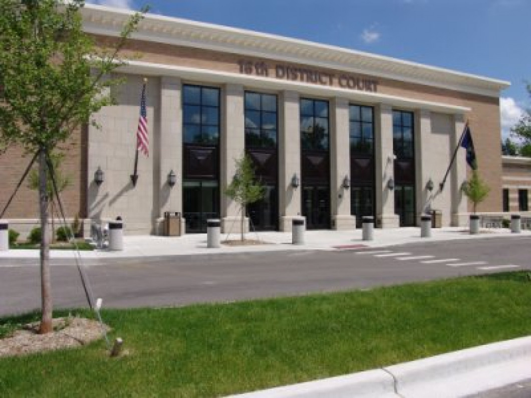 Livonia -- 16th District Court