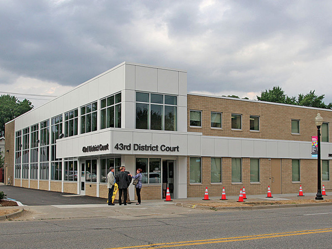 Madison Heights -- 43rd District Court